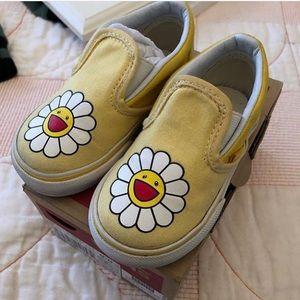 Kids Vans Murakami Sneakers GUC
